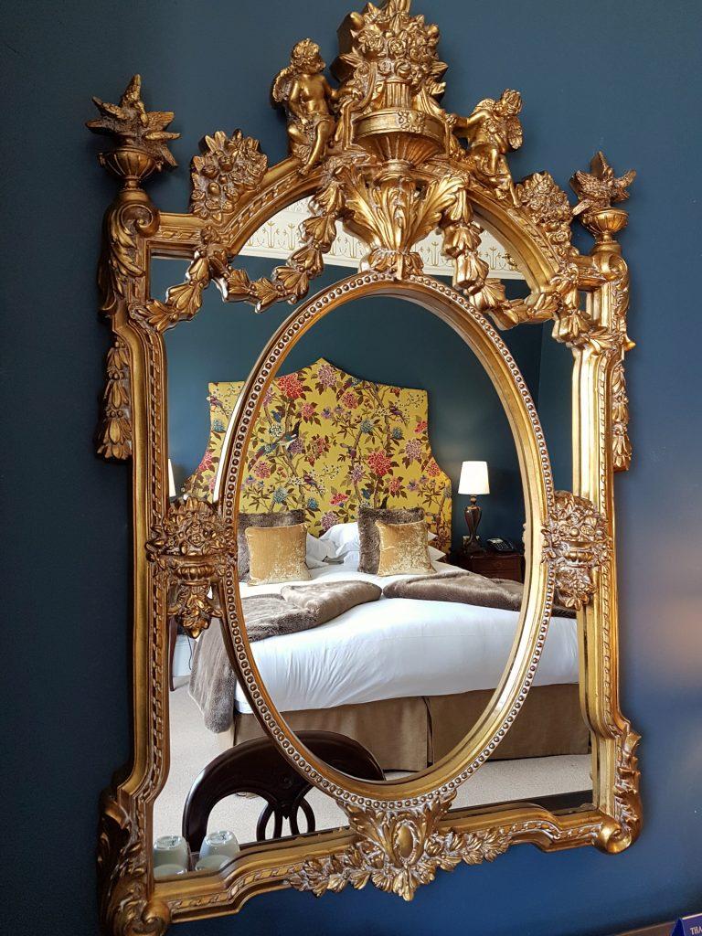 Royal Edinburgh Hotel Room