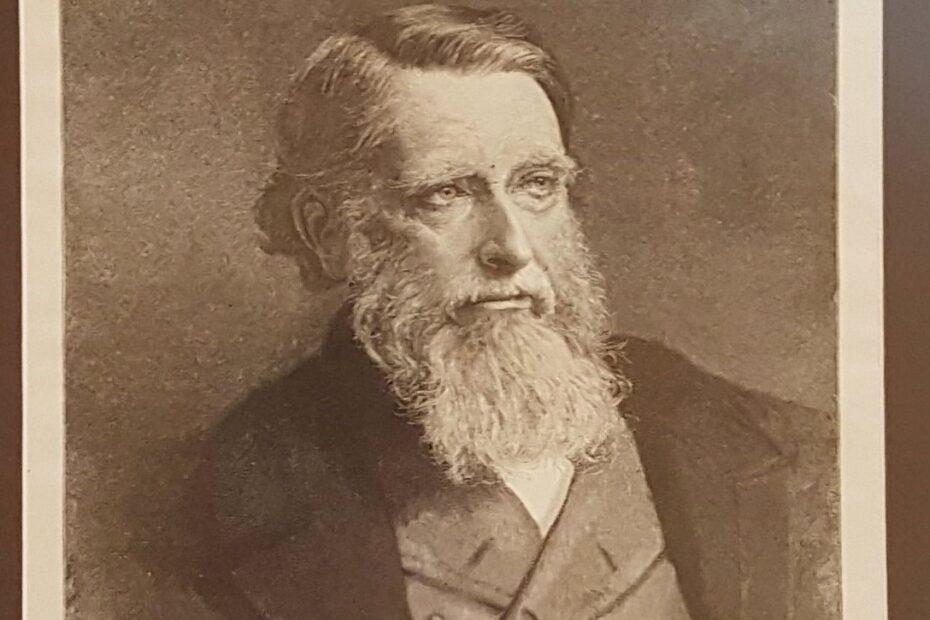 My John Ruskin Ancestor