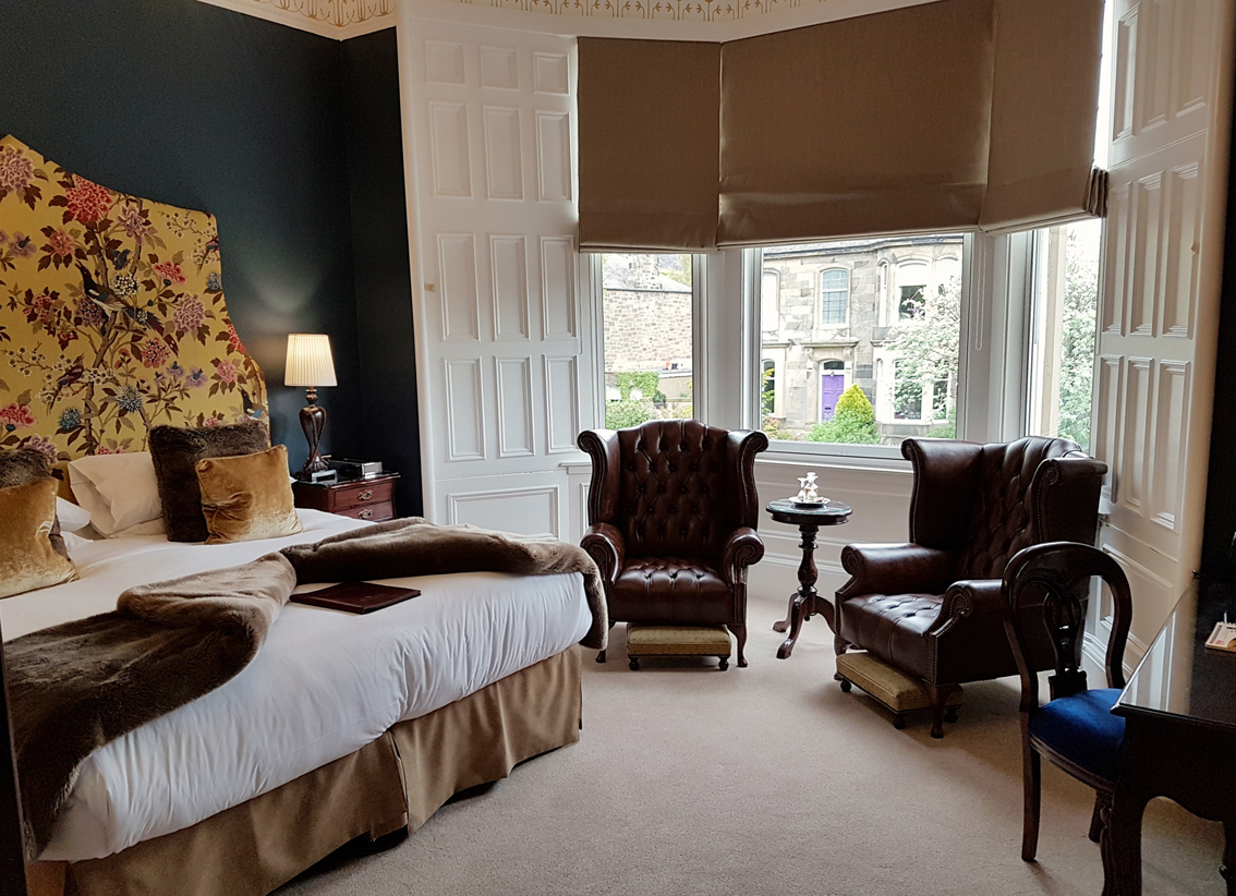 This Bed and Breakfast Edinburgh is Better than most Edinburgh Hotels