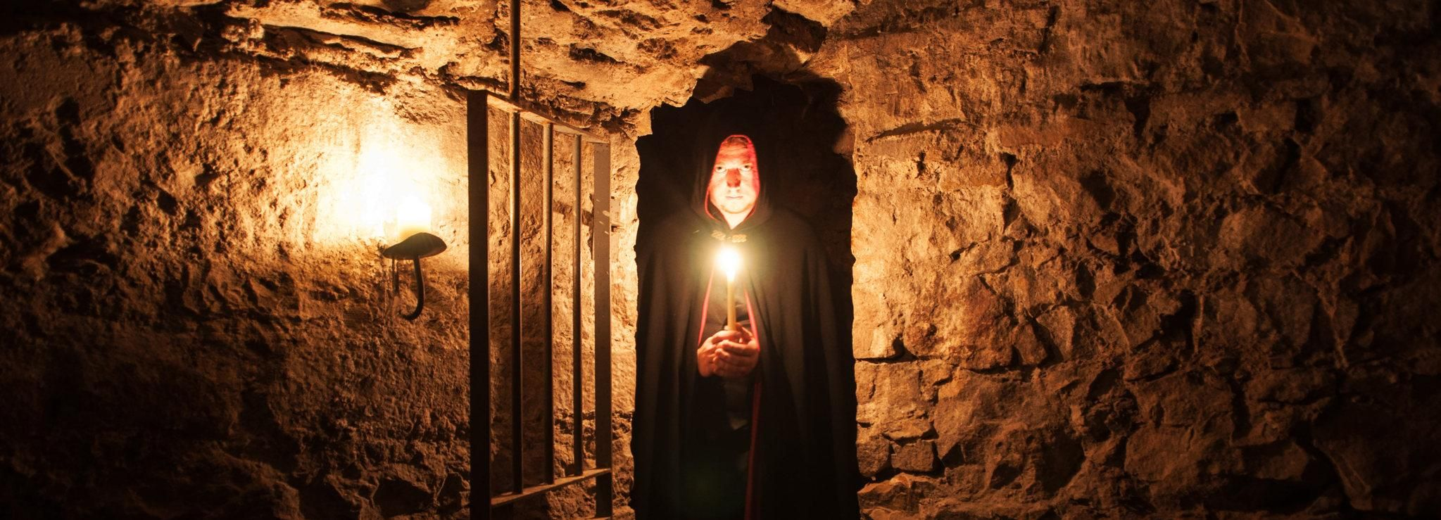 best underground tours Edinburgh