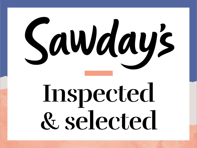 Sawdays Edinburgh, We Made the Cut!