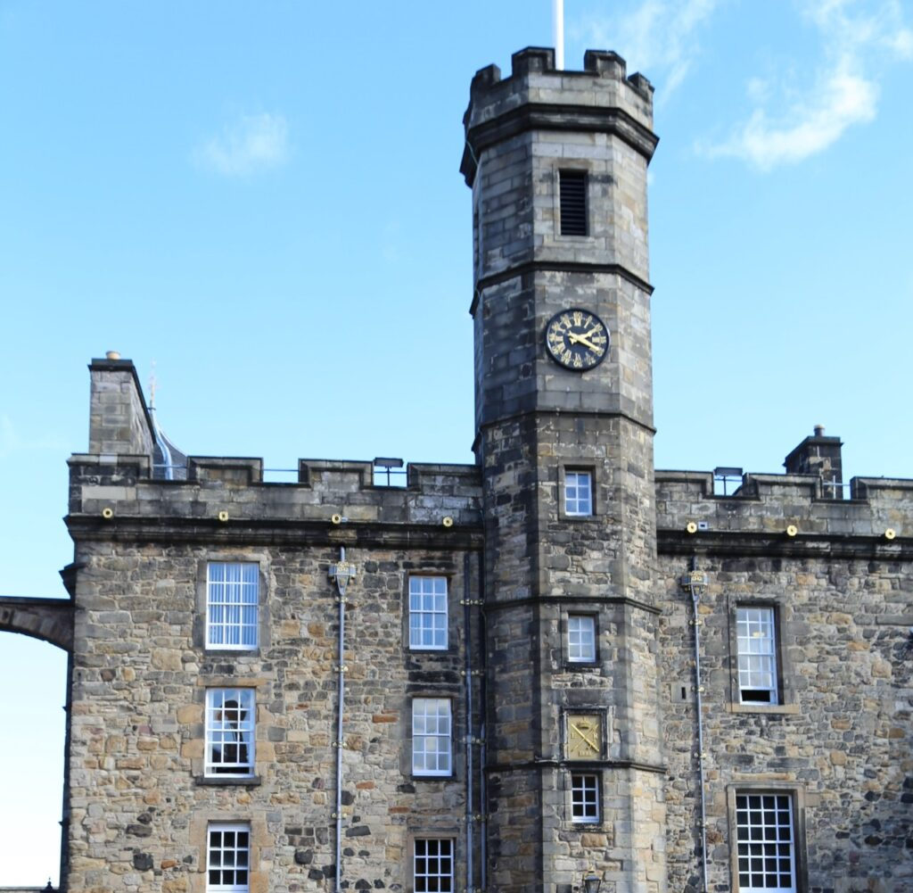 5* Hotels Scotland, the Palace at the top Barony House 5 Star Guest House
